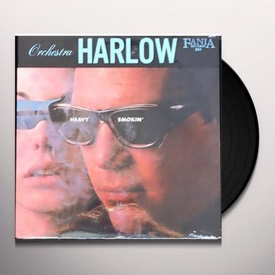 Orchestra Harlow HEAVY SMOKIN Vinyl Record