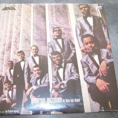 George Guzman IN LINE ( EN LINEA ) Vinyl Record