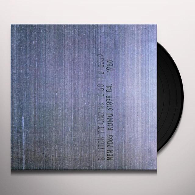 New Order BROTHERHOOD Vinyl Record - 180 Gram Pressing