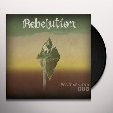 Rebelution PEACE OF MIND Vinyl Record
