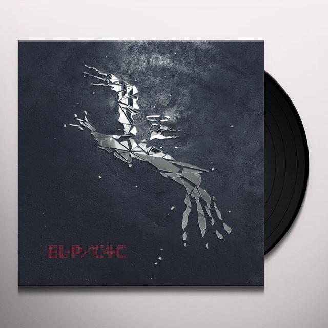 El-P CANCER FOR CURE Vinyl Record