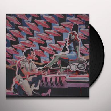 Dan Sartain TOO TOUGH TO LIVE Vinyl Record