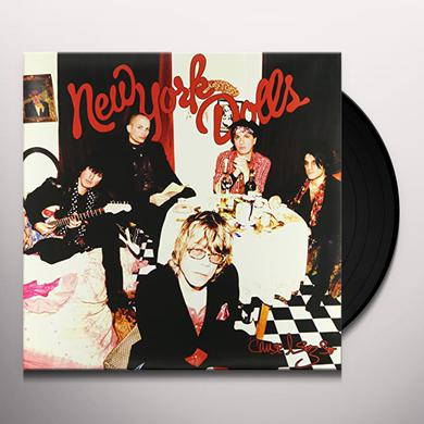 New York Dolls CAUSE I SEZ SO Vinyl Record