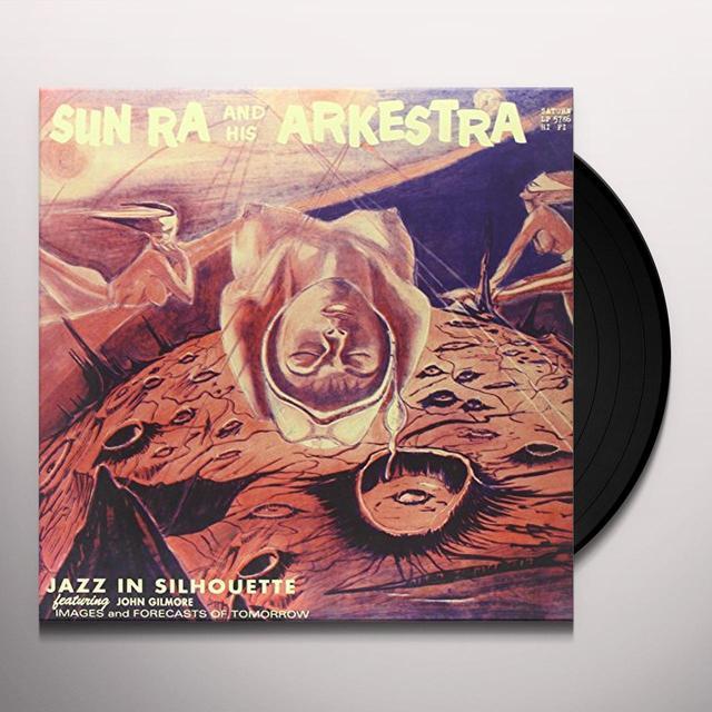 JAZZ IN SILHOUETTE Vinyl Record - 180 Gram Pressing
