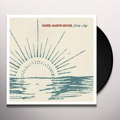 Daniel Martin Moore STRAY AGE Vinyl Record