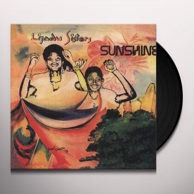 Lijadu Sisters SUNSHINE Vinyl Record