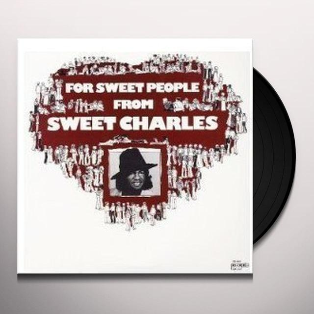 FOR SWEET PEOPLE FROM CHARLES SWEET Vinyl Record