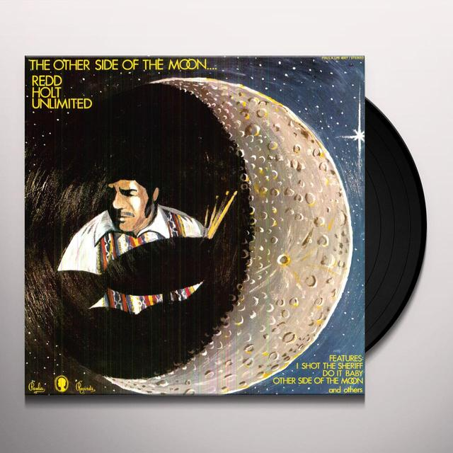 Redd Holt OTHER SIDE OF THE MOON Vinyl Record