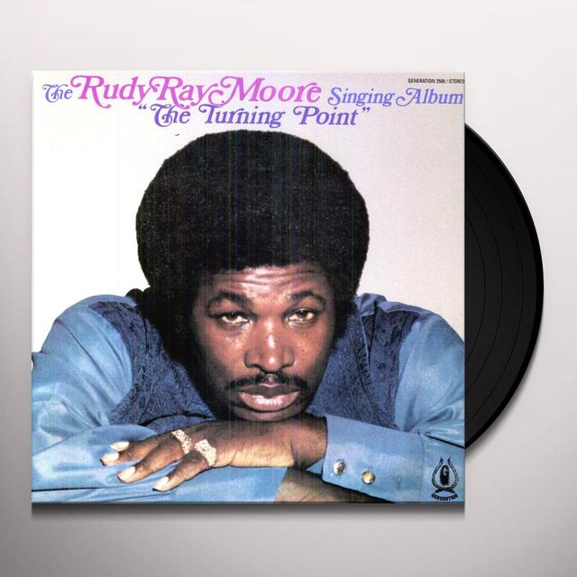 Rudy Ray Moore TURNING POINT Vinyl Record