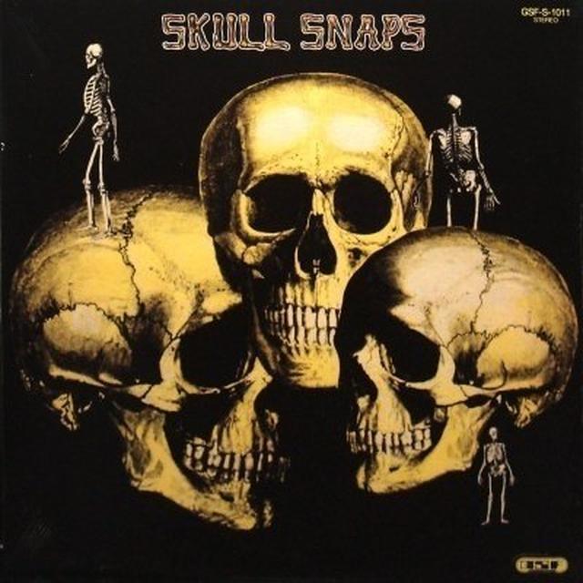 SKULL SNAPS Vinyl Record - Colored Vinyl