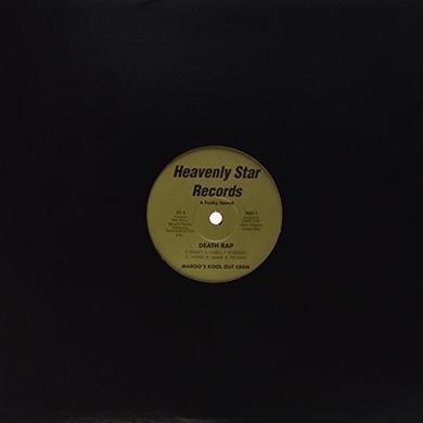 Margo'S Kool Out Crew DEATH RAP 2 Vinyl Record