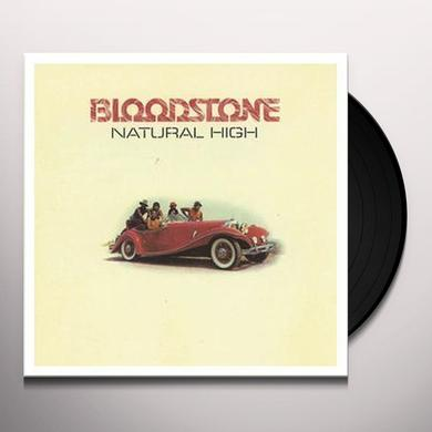 Bloodstone NATURAL HIGH Vinyl Record