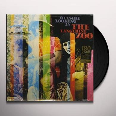 The Tangerine Zoo OUTSIDE LOOKING IN Vinyl Record