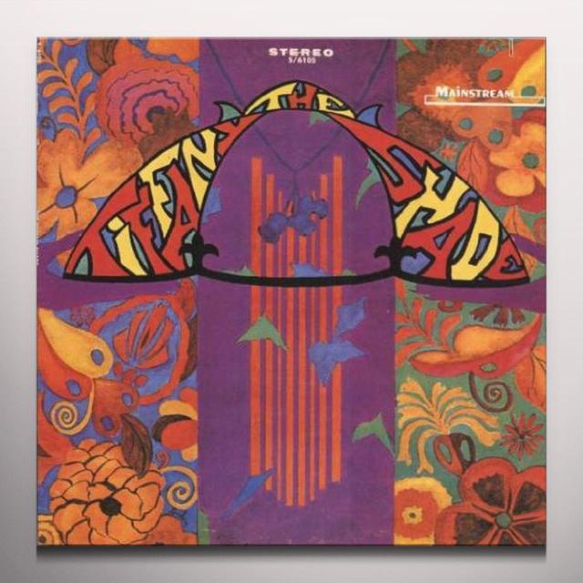 TIFFANY SHADE Vinyl Record