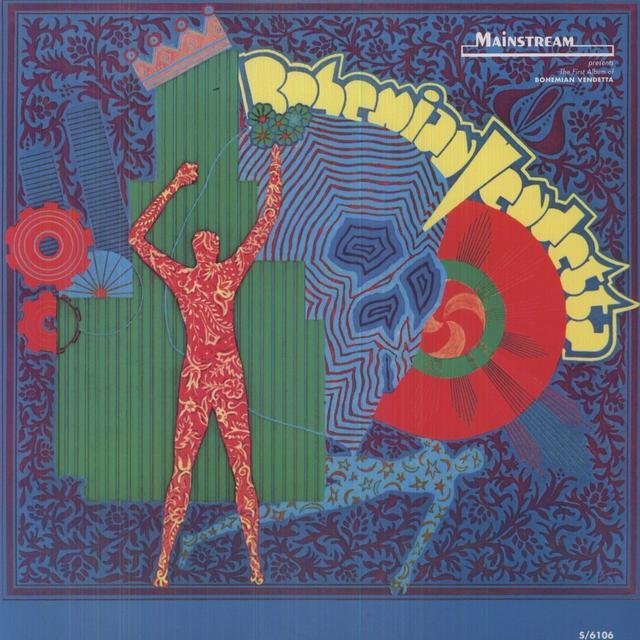 BOHEMIAN VENDETTA Vinyl Record - 180 Gram Pressing