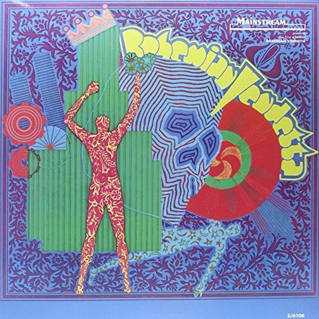 BOHEMIAN VENDETTA Vinyl Record - Colored Vinyl