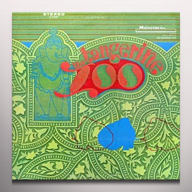 TANGERINE ZOO Vinyl Record - Colored Vinyl