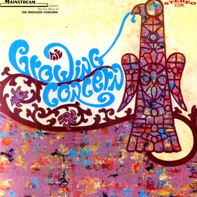 GROWING CONCERN Vinyl Record - 180 Gram Pressing
