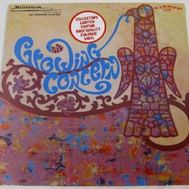 GROWING CONCERN Vinyl Record - Colored Vinyl