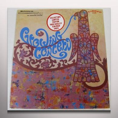 GROWING CONCERN Vinyl Record - Colored Vinyl