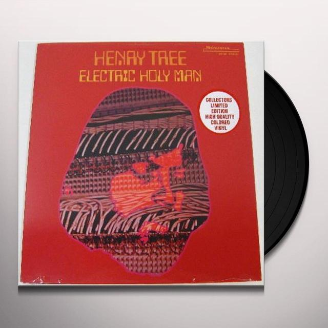 Henry Tree ELECTRIC HOLY MAN Vinyl Record - 180 Gram Pressing