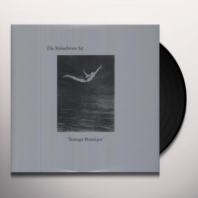 The Monochrome Set STRANGE BOUTIQUE Vinyl Record - 180 Gram Pressing, Reissue