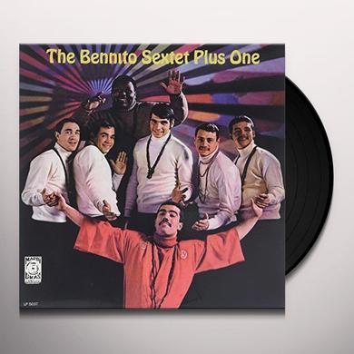 BENNITO SEXTET PLUS ONE Vinyl Record