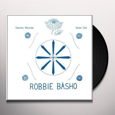 Robbie Basho SEAL OF THE BLUE LOTUS Vinyl Record - 180 Gram Pressing, Reissue