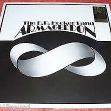 D.R. Hooker Band ARMAGEDDON Vinyl Record