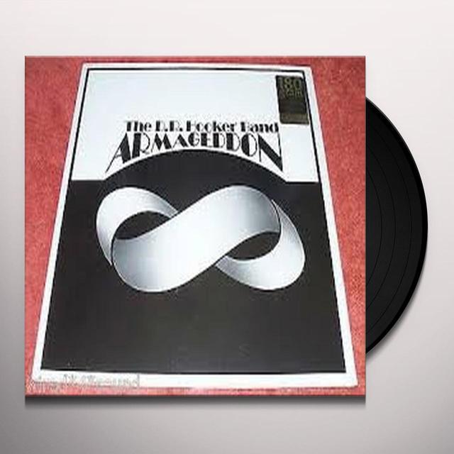 D.R. Hooker Band ARMAGEDDON Vinyl Record - 180 Gram Pressing