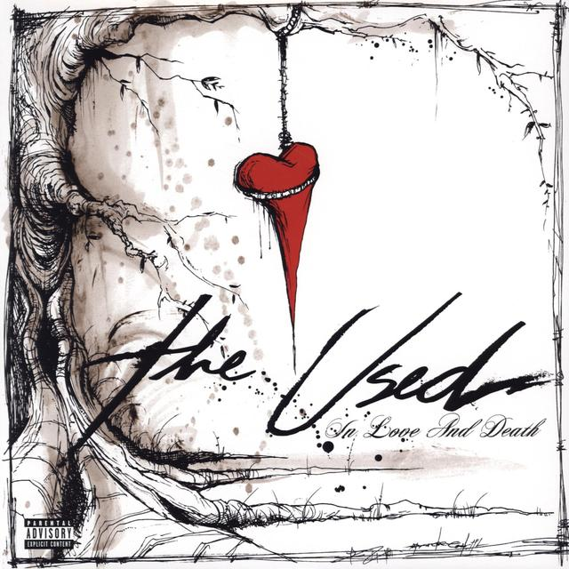 The Used IN LOVE & DEATH Vinyl Record