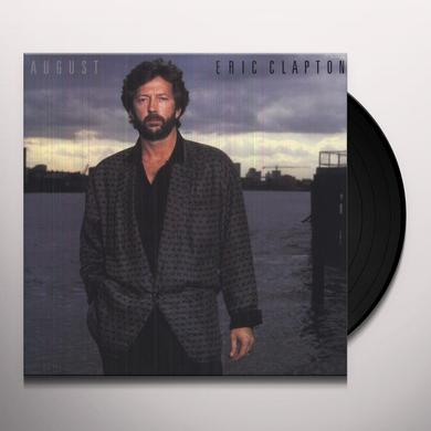 Eric Clapton AUGUST Vinyl Record