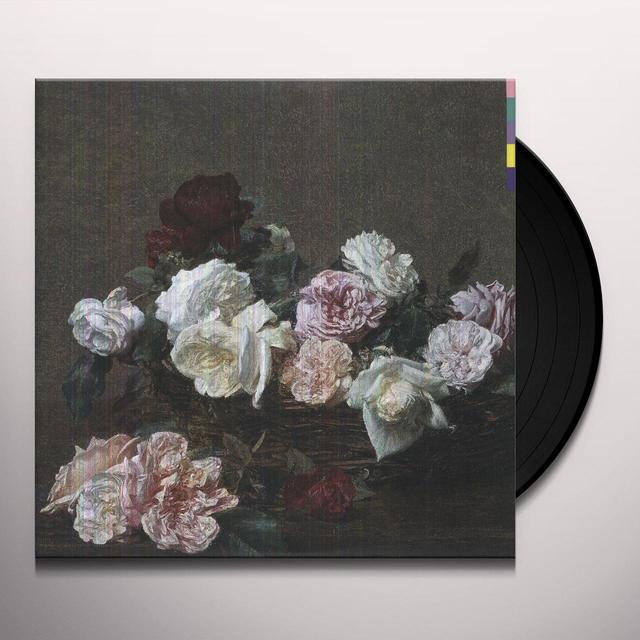 New Order POWER CORRUPTION & LIES Vinyl Record