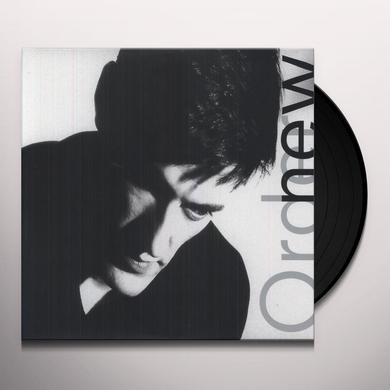 New Order LOW LIFE Vinyl Record - 180 Gram Pressing