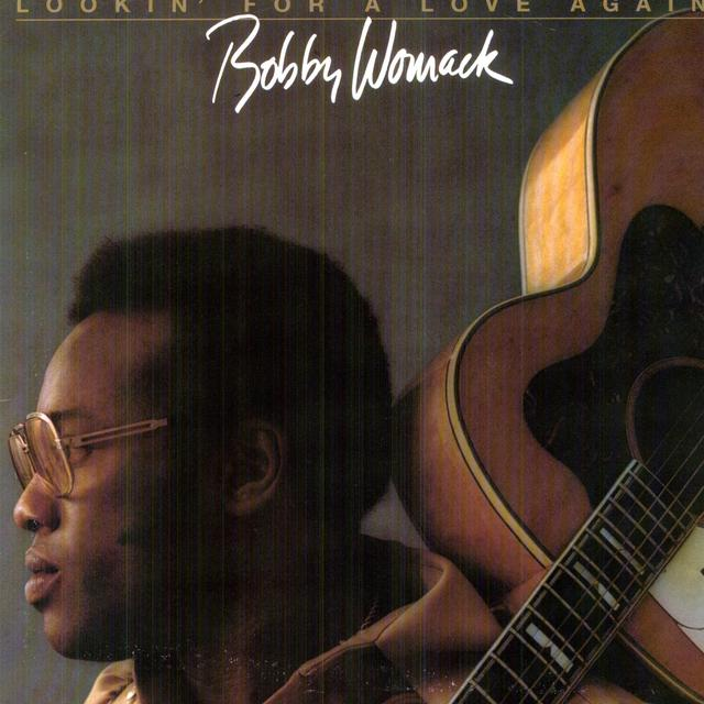 Bobby Womack LOOKIN FOR A LOVE AGAIN Vinyl Record