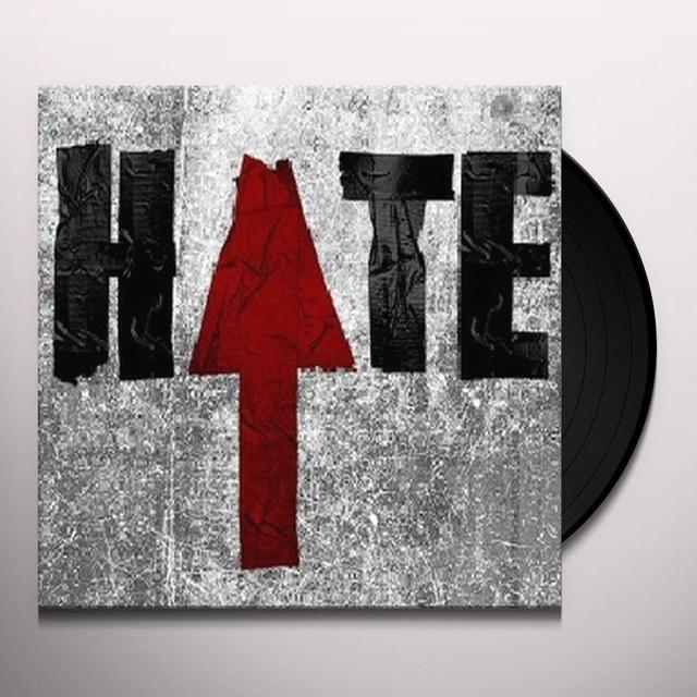 Hawthorne Heights HATE (Vinyl)