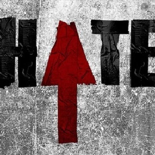 Hawthorne Heights HATE (Vinyl)
