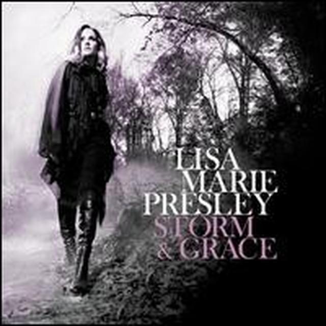 Lisa Marie Presley STORM & GRACE Vinyl Record