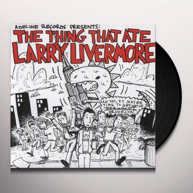 THING THAT ATE LARRY LIVERMORE / VARIOUS Vinyl Record - MP3 Download Included