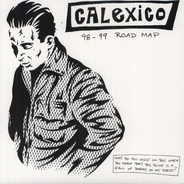 Calexico 98-99 ROAD MAP Vinyl Record - MP3 Download Included