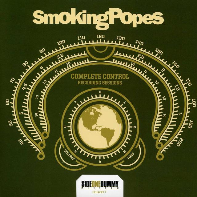 Smoking Popes COMPLETE CONTROL SESSIONS Vinyl Record - MP3 Download Included
