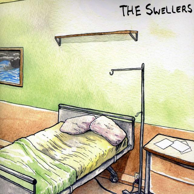 The Swellers VEHICLE CITY BLUES (Vinyl)