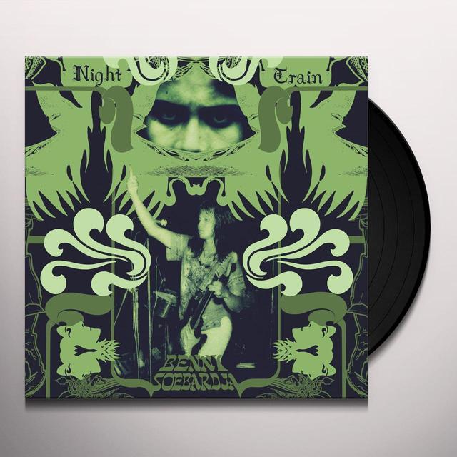 Benny Soebardja NIGHT TRAIN Vinyl Record
