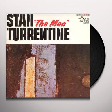 Stanley Turrentine STAN THE MAN TURRENTINE Vinyl Record