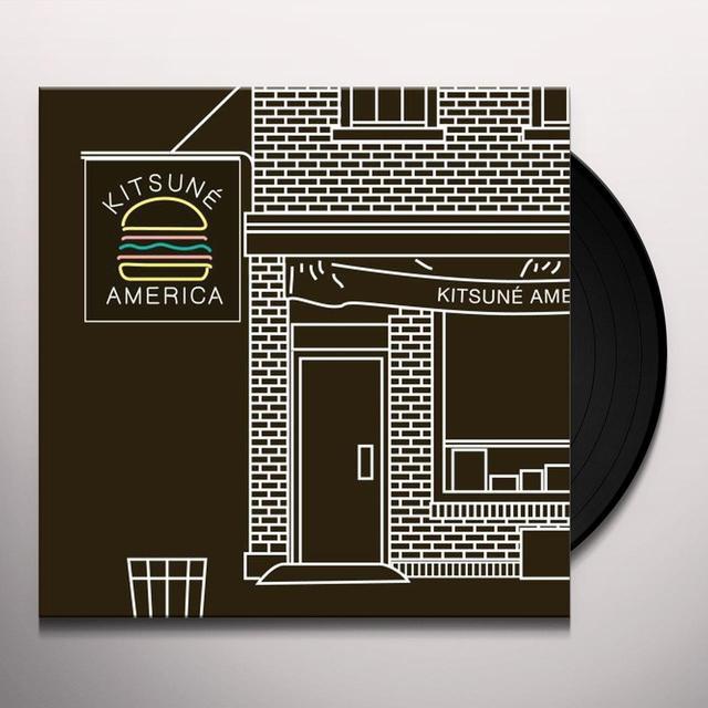 KITSUNE AMERICA / VARIOUS Vinyl Record
