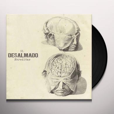 Desalmado HEREDITAS Vinyl Record