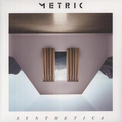 Metric SYNTHETICA Vinyl Record