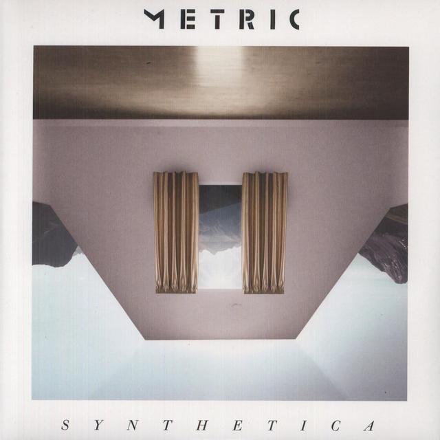 Metric SYNTHETICA Vinyl Record