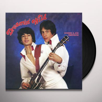 Donnie Emerson & Joe DREAMIN WILD Vinyl Record