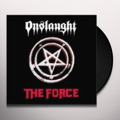Onslaught FORCE Vinyl Record - 180 Gram Pressing